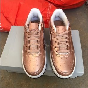 Nike Air Force 1 limted edition NWT